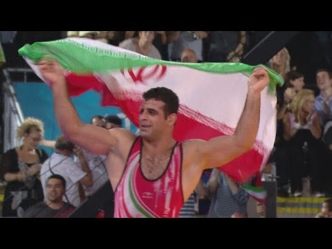 Gholamreza Rezaei wins Gold - Men
