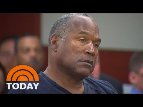 O.J. Simpson Faces Parole Board Hearing In Less Than A Month | TODAY