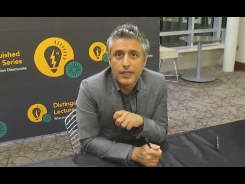 "Reza Aslan to Student: ""You've Been Watching Too Much David Pakman"""