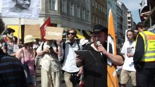 Rede von Bruno Kramm, #Piratenpartei - #StopWatchingUs Demo Berlin 27.07.2013