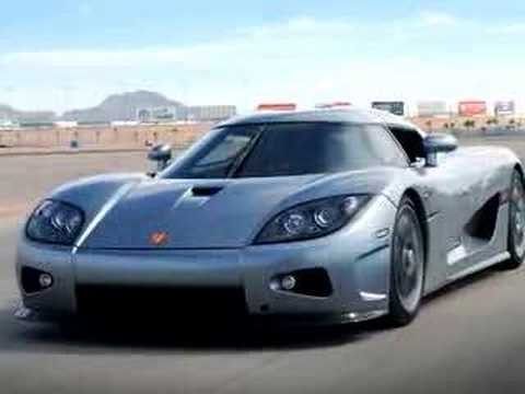 Koenigsegg CCX Aston Martin 007 – Fast Lane Daily – 12Dec07