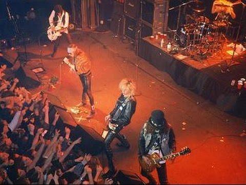 Guns N' Roses - Live At The Ritz - 1988 (60fps)
