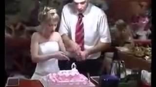Подсмотрели на свадьбе