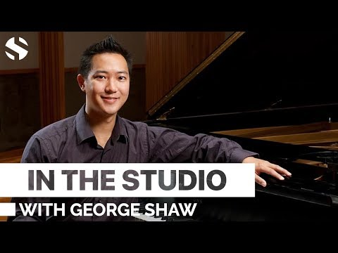 In The Studio With George Shaw