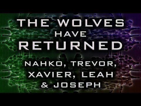 The Wolves Have Returned - Nahko, Trevor, Xavier, Leah & Joseph [World Lyrics]