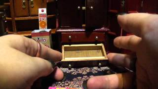asmr relaxation mismatched miniatures