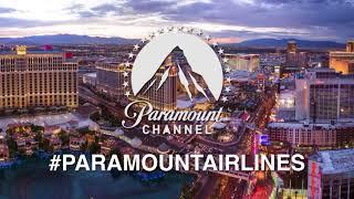 Notte brava a Las Vegas - #paramountairlines