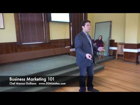 Business Marketing 101, The Basics of Business Marketing & Social Media