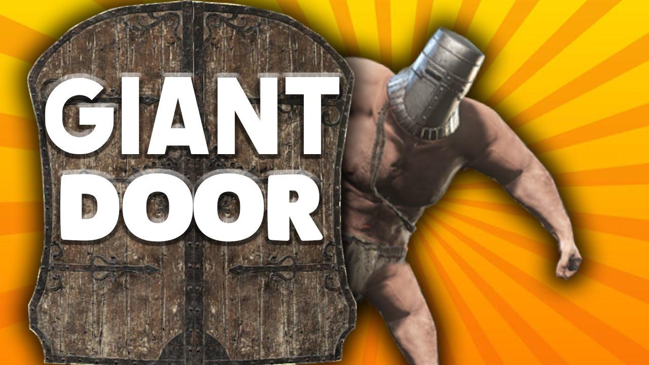 High Quality Dark Souls 3: Giant Door Squad