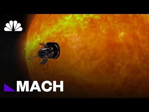 Touching The Sun: NASA Solar Probe To Go Where No Spacecraft Has Gone Before | Mach | NBC News
