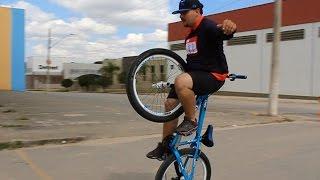 1º Encontro em Divinópolis - MG (Wheeling Bike / RL de bicicleta)