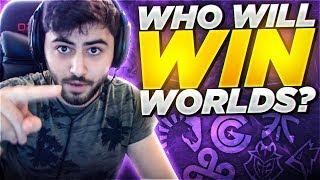 Yassuo | WHO DO I WANT TO WIN WORLDS?!?