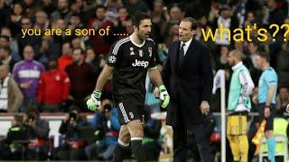 Real Madrid vs Juventus 1-3