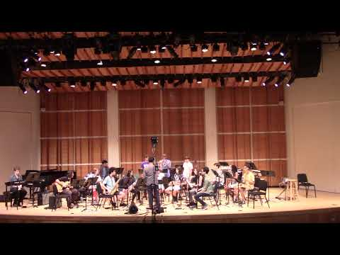 "Face the Music performs ""Armchair President Two"" by Zachary Detrick at Merkin Concert Hall"