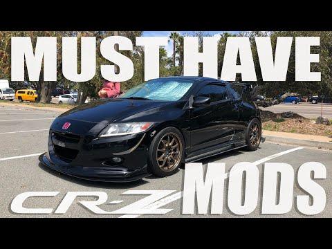 FIRST 5 Mods Every CRZ NEEDS!