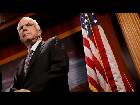 John McCain: a fighter in war and politics