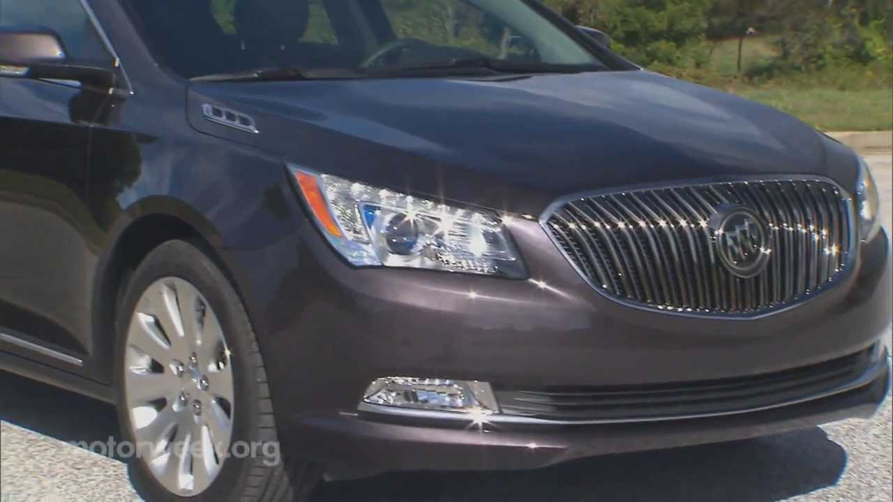 Buick LaCrosse: Timer