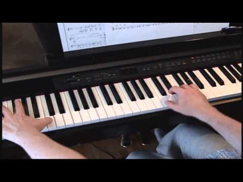 The Navy Hymn - Eternal Father Strong To Save - Piano