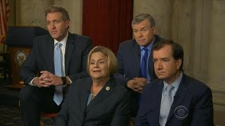 Face the Nation preview: GOP leaders talk immigration, mass violence and opioids