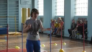 «Дитяча легка атлетика ІААФ» підкорює столичних школярів