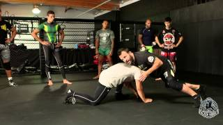 Black House MMA : Sprawl from the Outside by Kenny Johnson - BOLT Wrestling
