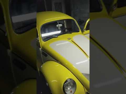 1964 VW Bug V8 in-depth video