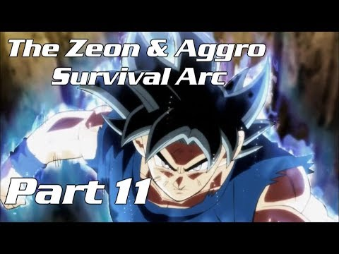 Zeon & Aggro Survival Arc: The Super Duper Super Special