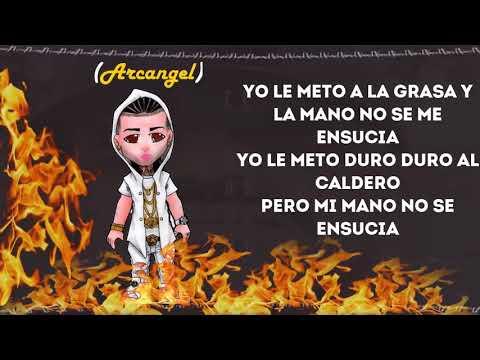 Arcangel    El Granjero   Letra Lyrics