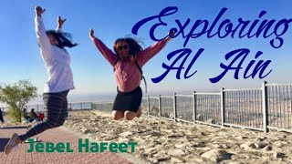 Exploring Al Ain, Abu Dhabi, United Arab Emirates