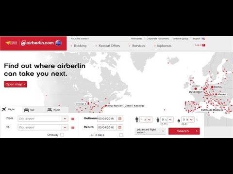 Air Berlin Cargo Tracking,Air Berlin Air Cargo Tracking Status