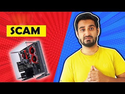 Don't BUY Pre-Built PCs From AMAZON !