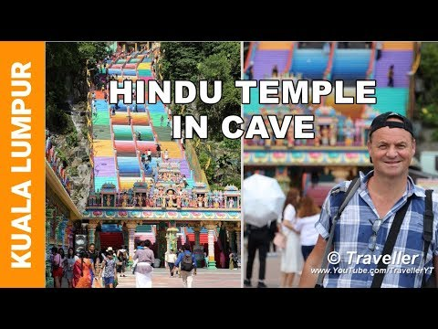 Batu Caves Tour | Kuala Lumpur Attractions | பத்து மலை | Kuala Lumpur travel video