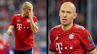 Spielt Arjen Robben nie wieder für Bayern ?