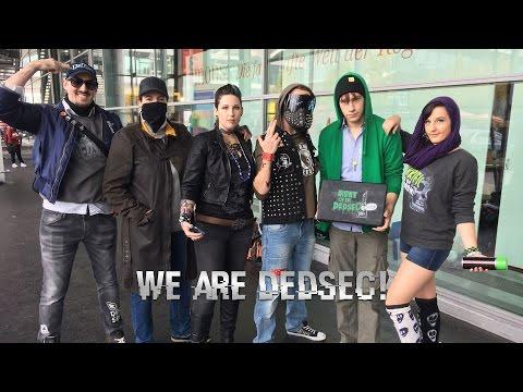 We Are DedSec - A WatchDogs Fan Film