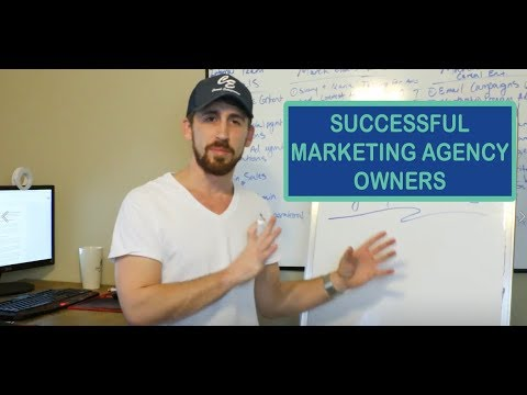 Daily Habits of Successful Marketing Agency Owners