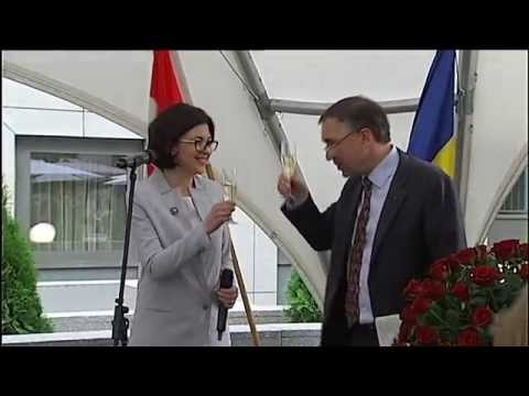 Canada Day Festivities: Officials and dignitaries celebrate Canadian support for Ukraine