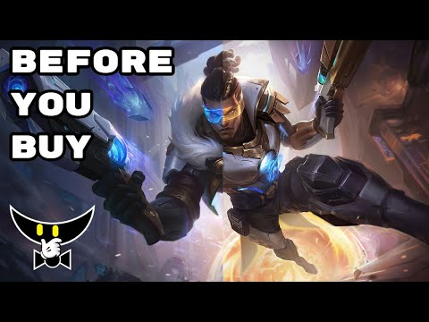 Before You Buy Pulsefire Lucian and Prestige Edition