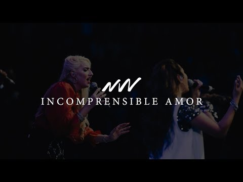 Incomprensible Amor (en vivo) - Vientos de Gloria | New Wine Music