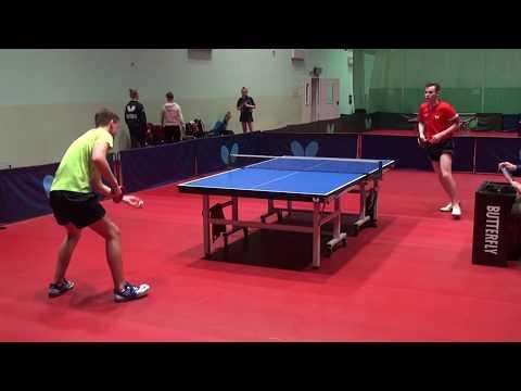 Видео: MOSHKOV - DVOYNIKOV #MOSCOW #Championships 2020 #RUSSIAN #tabletennis #настольныйтеннис