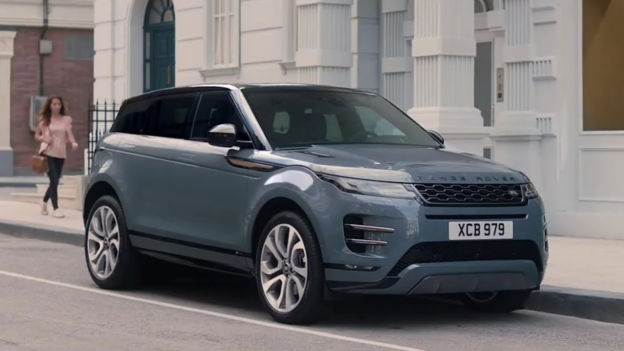 range rover evoque 2019 review interior exterior youtube. Black Bedroom Furniture Sets. Home Design Ideas