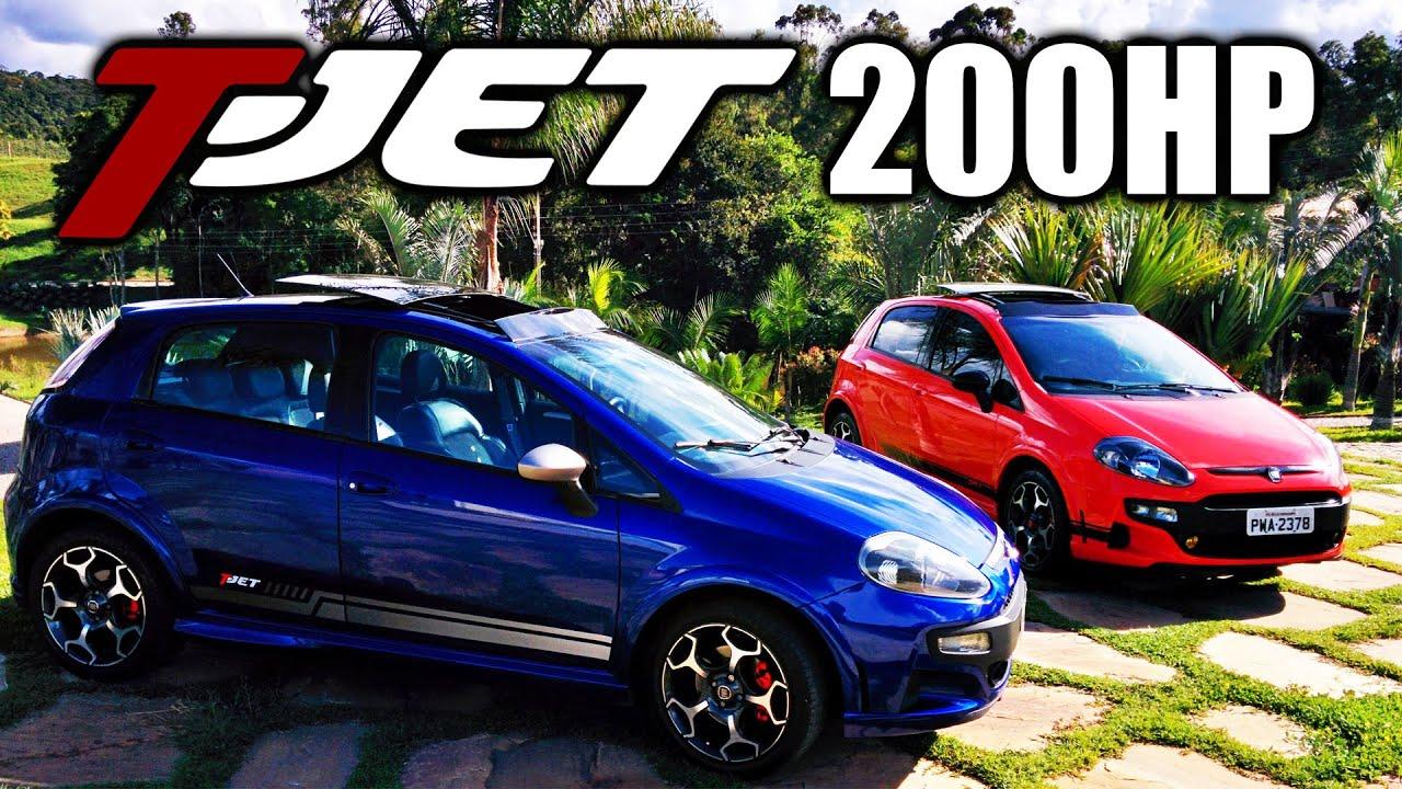 Punto TJET 200HP Real! - YouTube on palio t jet, bravo t jet, linea t jet,