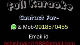 Pyaar Ka Dard Hai Karaoke With Female