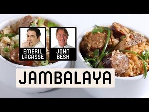 Recipe Wars - Jambalaya