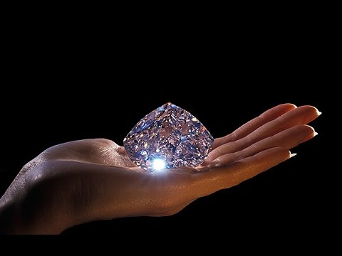 Top 10 Most Expensive Diamonds In The World (Part 1/2) - YouTube