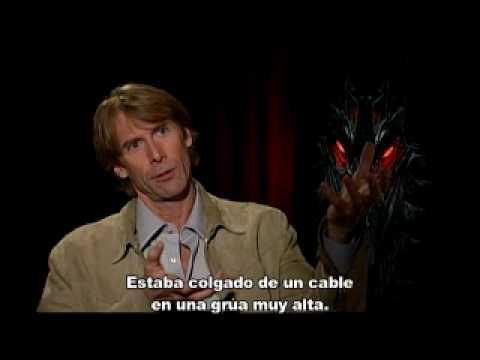 Transformers 2 : entrevista Michael Bay Videos De Viajes