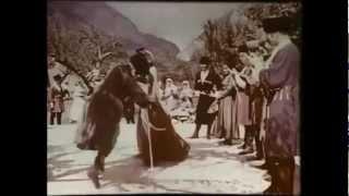 Хореография осетинского народного танца Хаджисмела Варзиева. Фильм-концерт \
