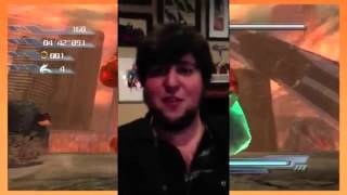 Repeat youtube video Best of Barry Edits in GameGrumps Part 5 (Last of Jon)