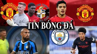 TIN BÓNG ĐÁ - CHUYỂN NHƯỢNG 2020 - 22/09 : Calvertz-Lewin hét giá,MU mua Jimenez,Vidal cập bến Inter