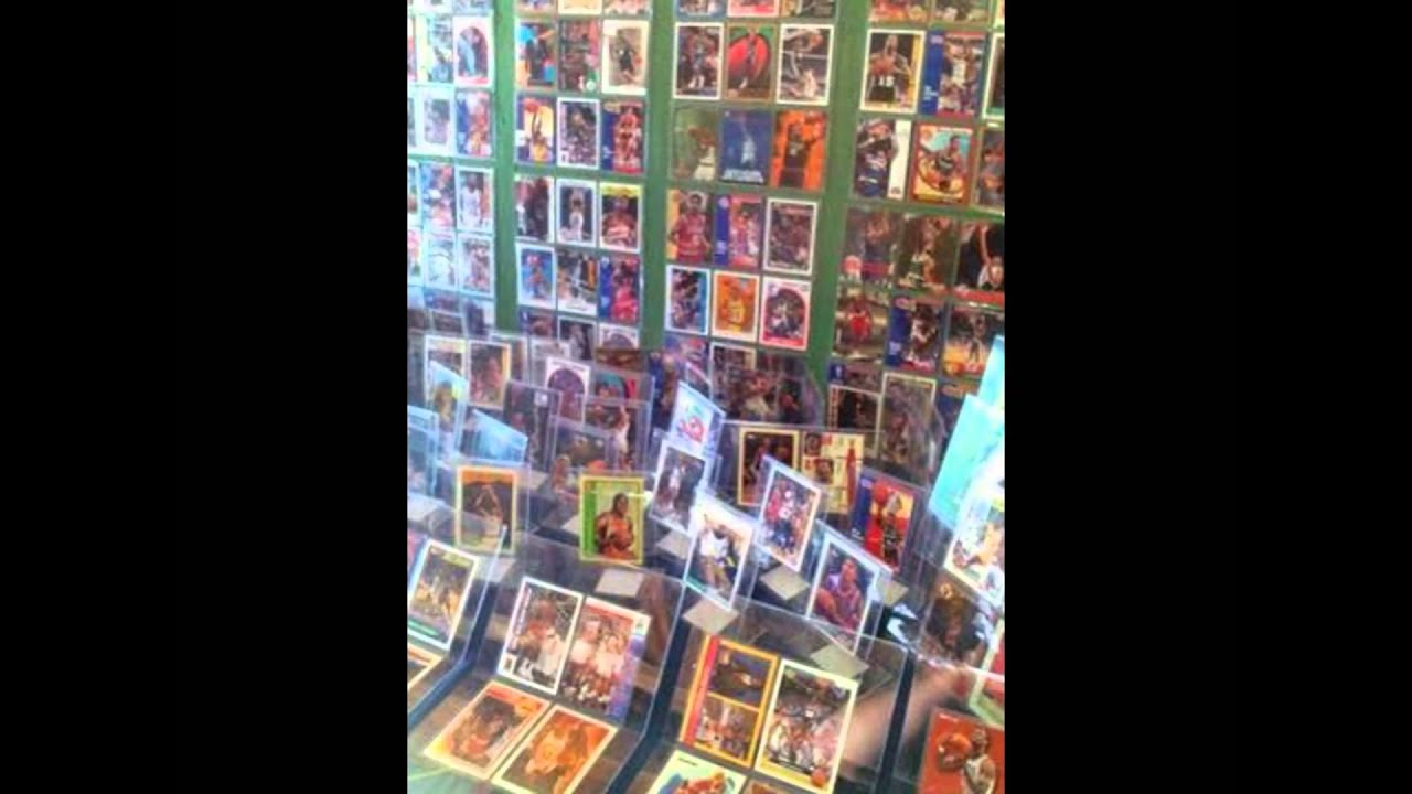 Sports Cards Starting At 100 Up Baseballbasketball Football Craigslist