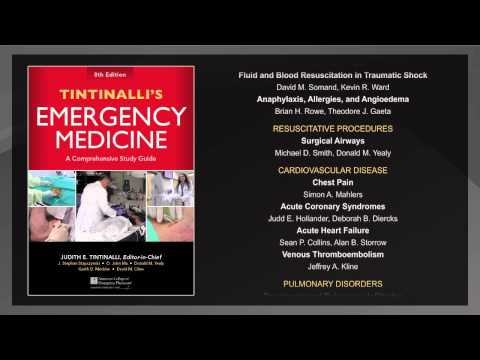 Tintinalli discusses tintinalli s emergency medicine youtube